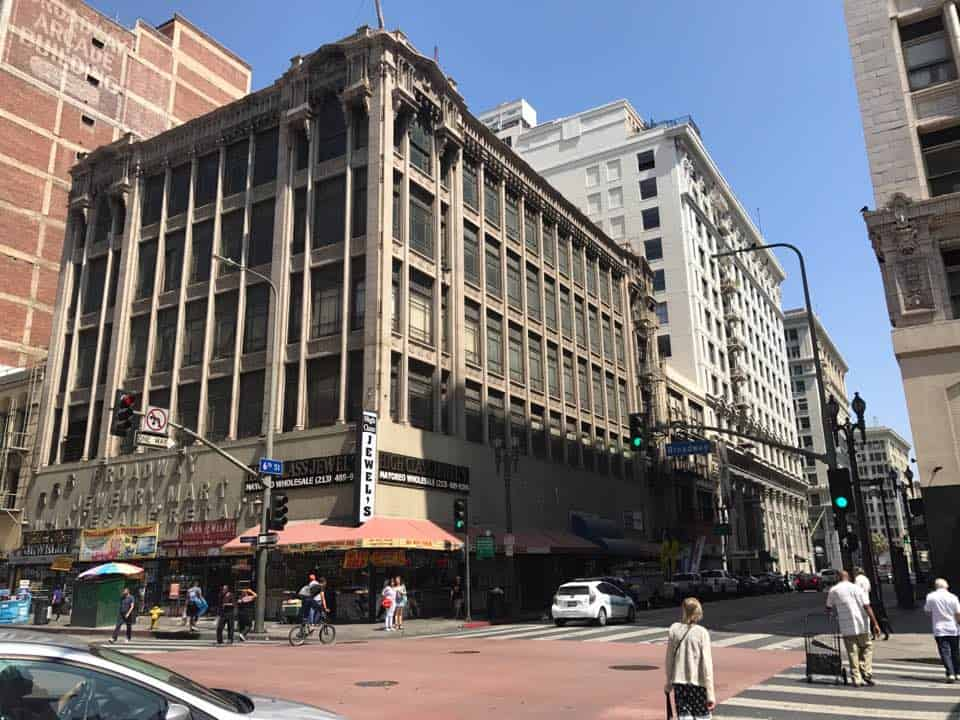The Most Preferred Stores in the Jewelry District in Los ...